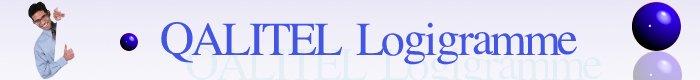Bienvenue sur le site de QALITELlogigramme  - l'outil logiciel incontournable pour vous aider dans la réprésentation graphique des processus de votre système Qualité selon la norme ISO 9001. Idéal pour la réalisation de logigrammes, organigrammes, ordinogrammes, grafcet. Découvrez la version GRATUITEavant de vous tourner vers la version pro ou proAd.